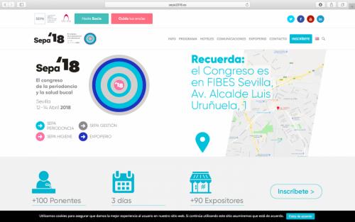 Congreso de Periodoncia y Salud Bucal - Sevilla 2018